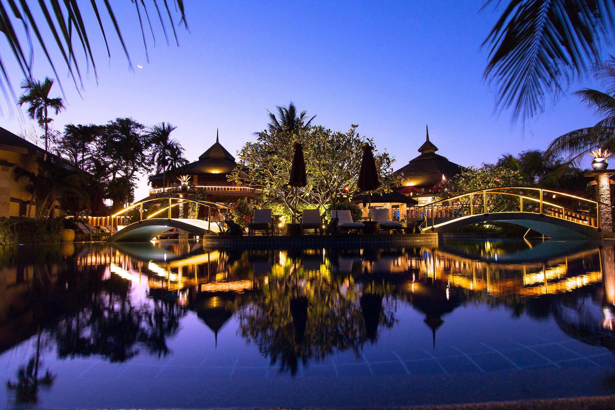 Mangosteen Resort and Ayurveda Night