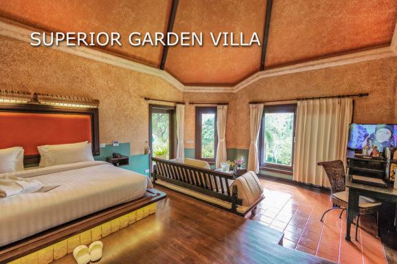 A Superior Garden Villa at Mangosteen Ayurveda & Wellness Resort, Rawai, Phuket