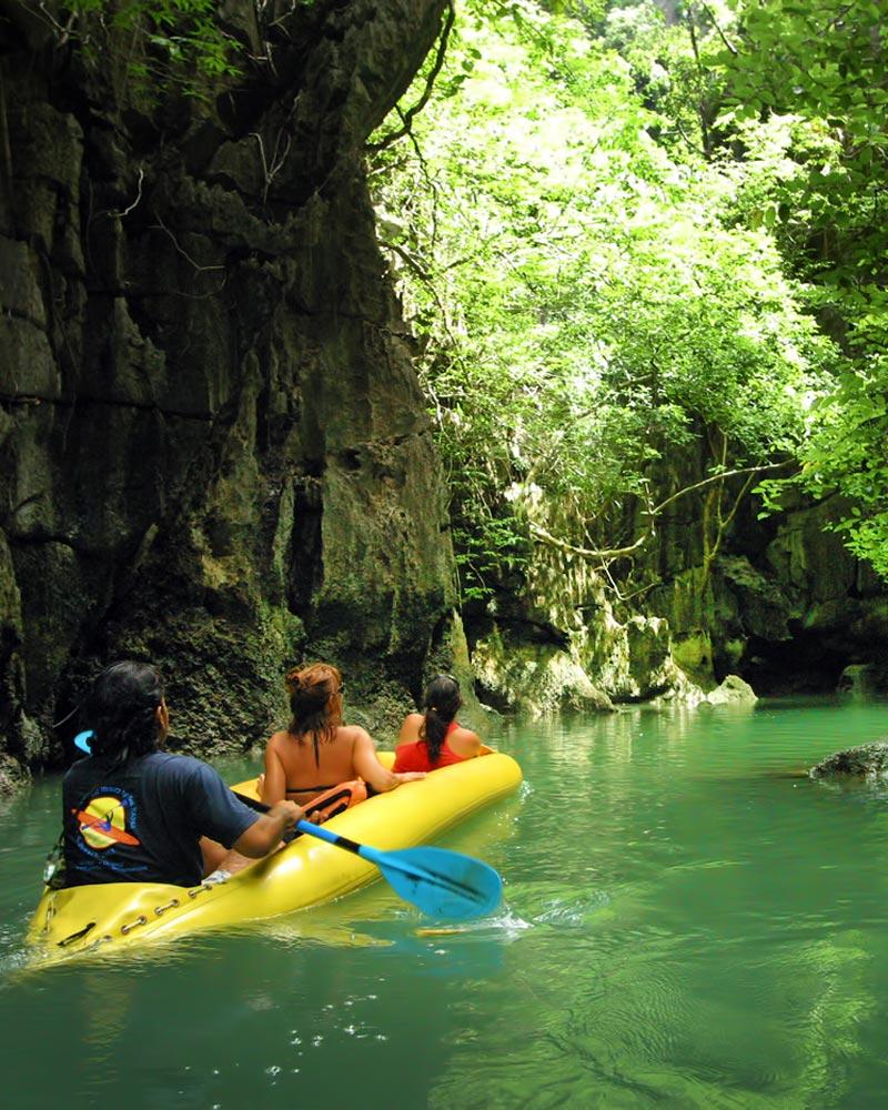 Phangna Bay, John Grey Sea Canoe, Caveman, Lingyai, Ayurveda, Wellness, Yoga Retreats Phuket Thailand, vegetarian, vegan, organic healthy food and drinks at Mangosteen Ayurveda & Wellness Resort, Rawai, Phuket.