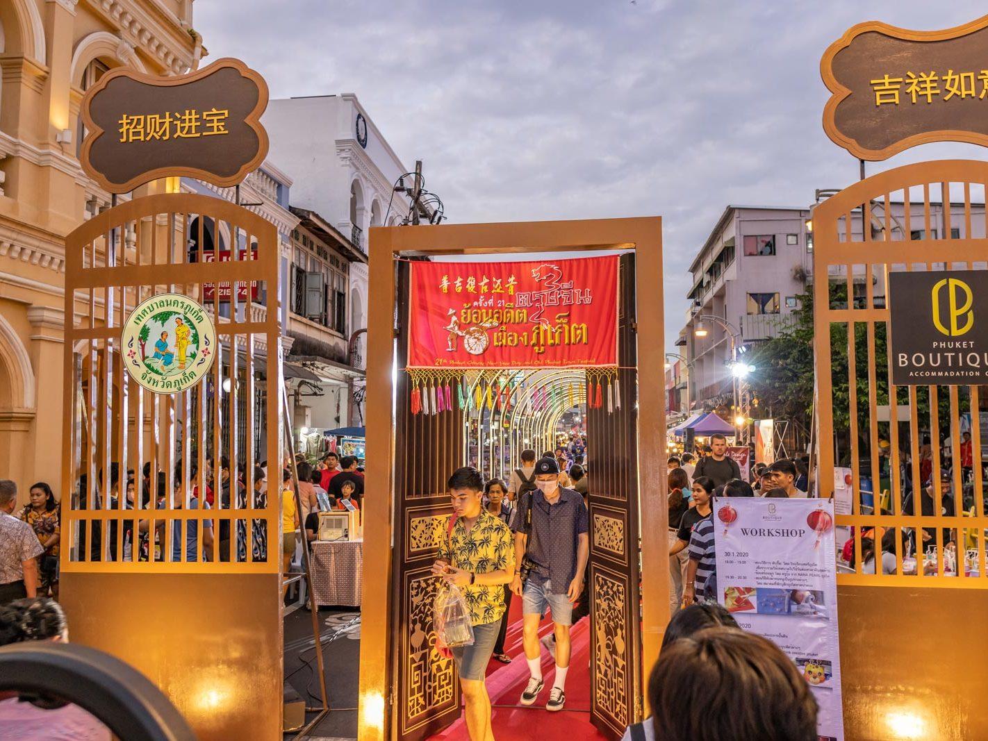 Phuket Old Town, Walking Street, Ayurveda, Wellness, Yoga Retreats, Phuket Thailand, Mangosteen Ayurveda & Wellness Resort, Number 1 Ayurveda Resort in Thailand, Rawai, Phuket.