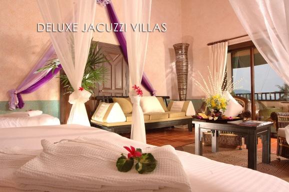 Deluxe Jacuzzi Villa