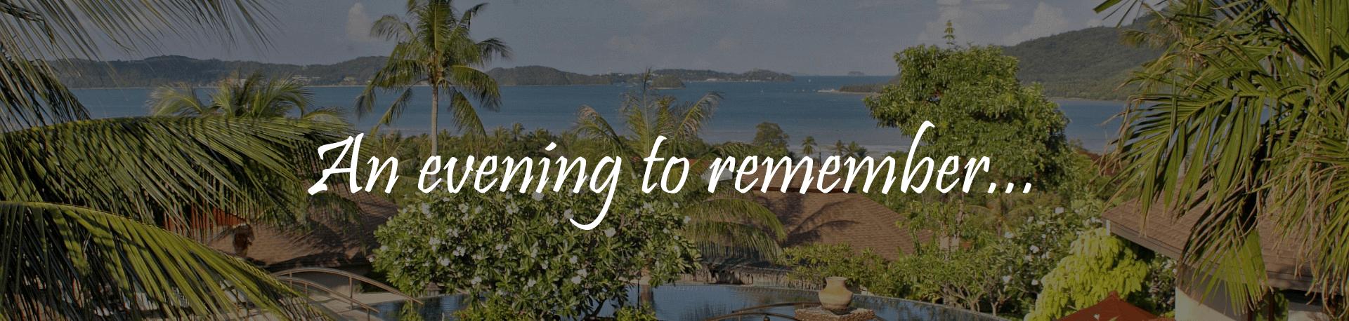 Phuket Resorts, Mangosteen Resort and Ayurveda Spa, Meeting Room View Panorama