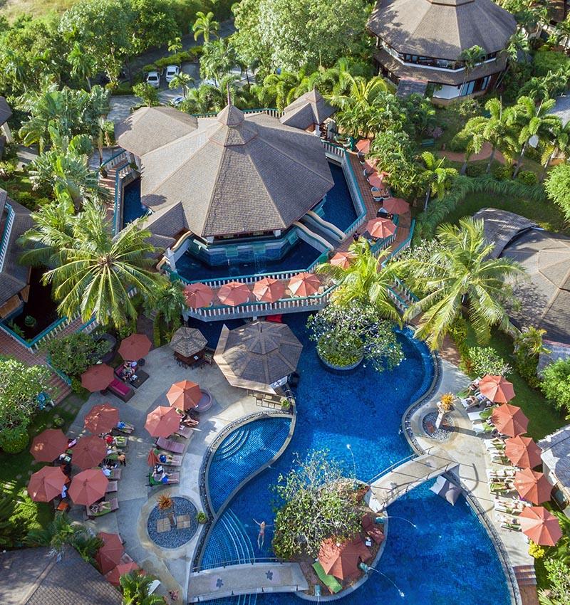 Mangosteen Garden-Sala-Pool