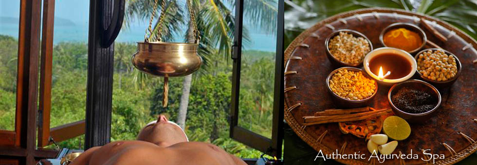 Authentic Ayurveda Health Retreats, Yoga Retreats, Wellness Retreats at Mangosteen Ayurveda & Wellness Resort, Rawai, Phuket.